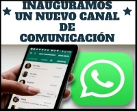 WhatsApp - BibliotecaCES