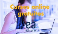 Abril: cursos a distancia por Educantel